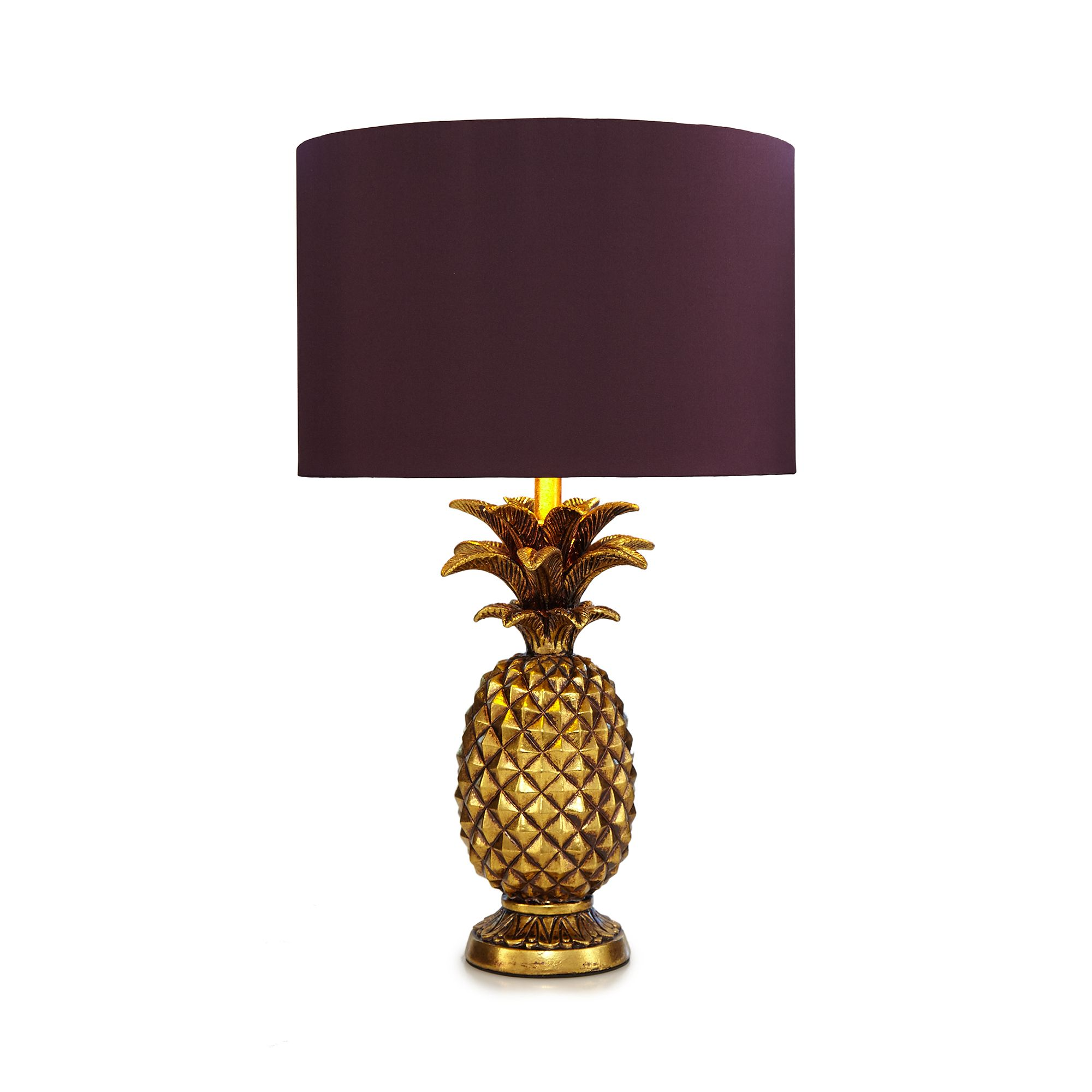 Butterfly Home By Matthew Williamson Gold Pineapple Shaped ...
