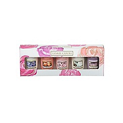 Yankee Candle - 5 scented votive candle gift set