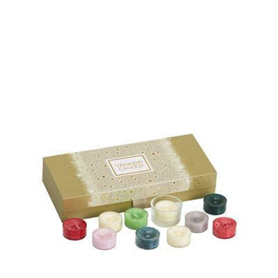 Yankee Candle   Pack Of 10 Tea Light Candle Palette Gift Set by Yankee Candle