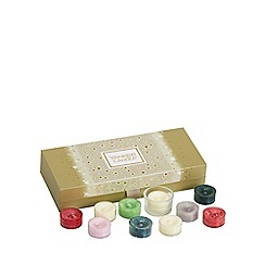 Yankee Candle - Pack of 10 tea light candle palette gift set