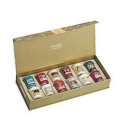 Yankee Candle - Pack of 12 votive candle gift set