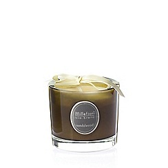 Millefiori - 'Via Brera' sandalwood scented candle