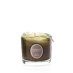 Millefiori - 'Via Brera' floral romance scented jar candle