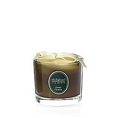 Millefiori - 'Via Brera' green reverie scented candle