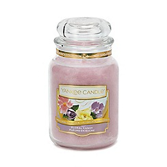 Yankee Candle - Large Floral Candy Scented Candle