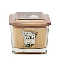 Yankee Candle - Medium Sweet Nectar Blossom Scented Candle