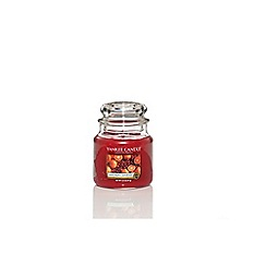 Yankee Candle - Mandarin cranberry medium jar scented candle