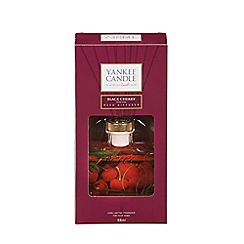 Yankee Candle - Black cherry Signature Reed Diffuser