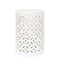 Yankee Candle - Ceramic circle jar holder