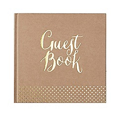 Ginger Ray - Guest book