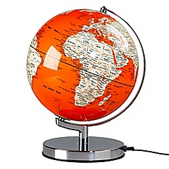 Wild & Wolf - Orange goldfish globe