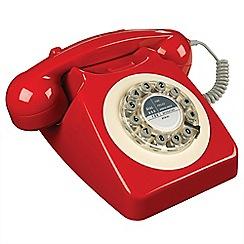 Wild & Wolf - Red phone box 746 telephone