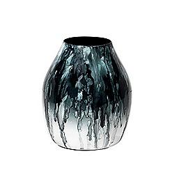 Broste - Black 'Naya' vase