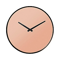 Broste - Black 'Eskil' clock