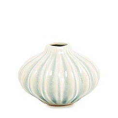 Broste - Green 'Amelie' medium vase