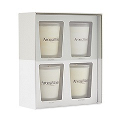 AromaWorks - 4 pack candle set