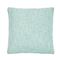 Home Collection - Light blue cushion