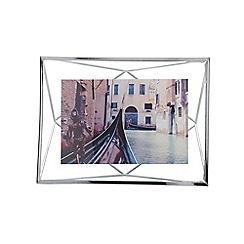 Umbra - Chrome prism photo frame