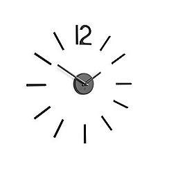 Umbra - Black 'Blink' clock