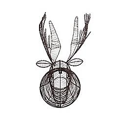 Nkuku - Eko wire moose head