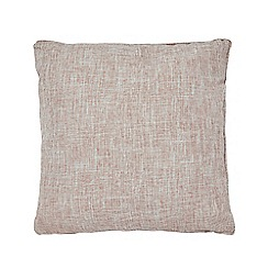 Home Collection - Pale pink cushion