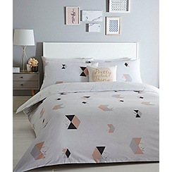 Home Collection Basics - 'Cosmo - Carrara' bedding set