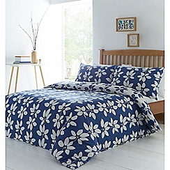 Home Collection - Blue 'Lila' bedding set