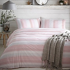 Home Collection - Grey 'Hastings' bedding set