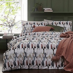 Home Collection - Multicoloured 'Bode' bedding set