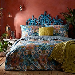 Butterfly Home by Matthew Williamson - Multicoloured 'Safi' bedding set