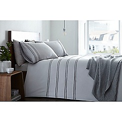 J by Jasper Conran - Grey 'Hyde Park' bedding set