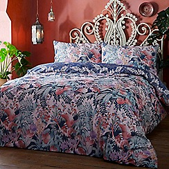 Butterfly Home by Matthew Williamson - Multicoloured 'Flamenco' bedding set