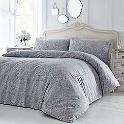 Home Collection - Lilac 'Amy' bedding set