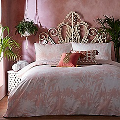 Butterfly Home by Matthew Williamson - Light pink 'Deia' bedding set