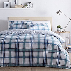 Home Collection - Blue 'Nicholas' bedding set