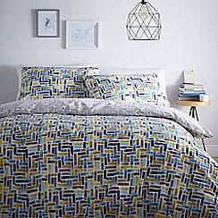 Home Collection - Multicoloured 'Samuel' bedding set