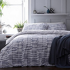 Home Collection - Blue 'Henry' bedding set