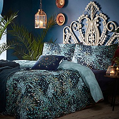 MW by Matthew Williamson - Green 'Palma' Bedding Set
