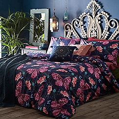 MW by Matthew Williamson - Purple 'Petra' Bedding Set
