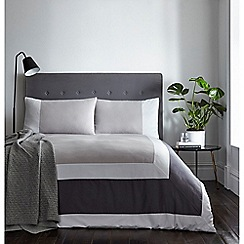 J by Jasper Conran - White 'South Kensington' bedding set