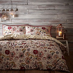 RJR.John Rocha - Multicoloured 'Everley' Bedding Set