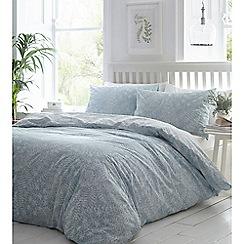 Home Collection - Aqua 'Piper' bedding set