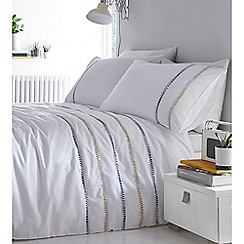 Home Collection - Multicoloured 'Mackenzie' bedding set