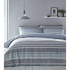 Home Collection - Blue 'Naomi' bedding set