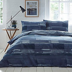 Home Collection - Blue 'Connor' bedding set