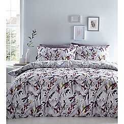 Home Collection - Multicoloured 'Eliza' bedding set