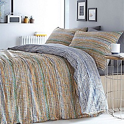 Home Collection - Multicoloured 'Brody' bedding set