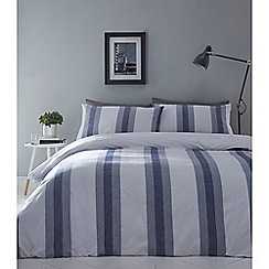 Home Collection - Blue 'Joshua' bedding set