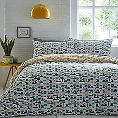 Home Collection - Multicoloured 'Markus' bedding set
