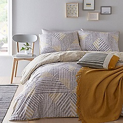 Home Collection - Grey 'Olsen' bedding set